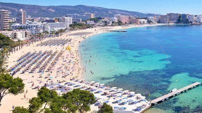 Más de la mitad de los hoteles de las zonas 'británicas' de Mallorca permanecen cerrados