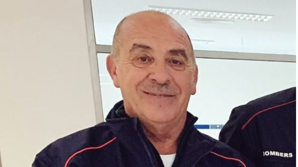 Fallece Joan Cifuentes, histórico suboficial de los Bombers de Mallorca