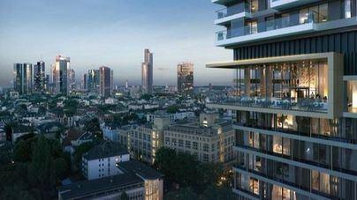 El hotel Meliá Frankfurt City abre sus puertas en el nuevo rascacielos One Forty West, entre Westend y Bockenheim