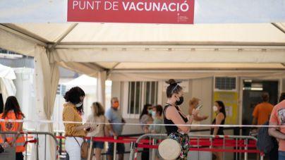 Así va la vacunación en Baleares