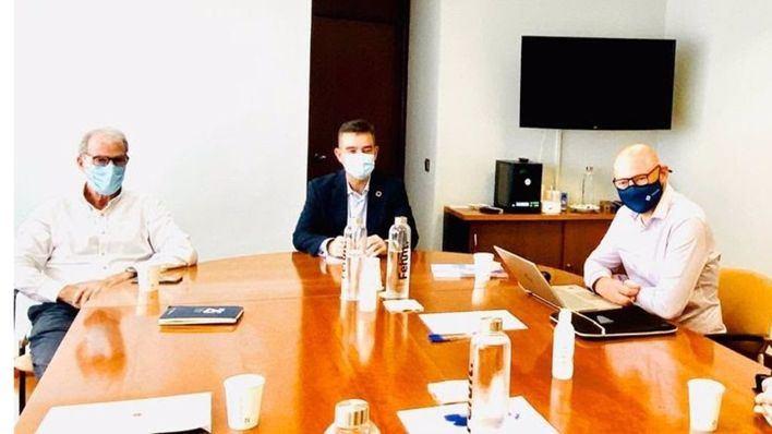 La FEHM y ACH se reúnen con los representantes del Instituto Tecnológico Hotelero