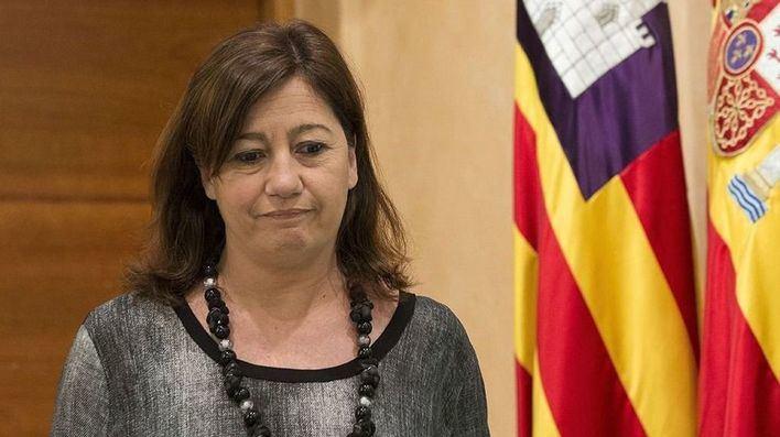 Armengol: 'Si se ha conseguido la paz en el País Vasco, ahora hay que buscar el encaje que necesita Cataluña'