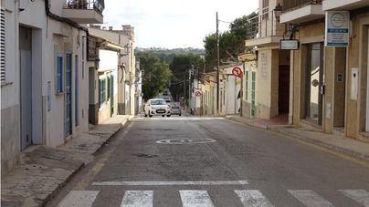 El Ayuntamiento de Felanitx modifica el sentido del tráfico en la zona de Sa Capella en Portocolom