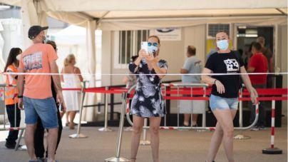 Baleares administrará 100.000 dosis esta semana