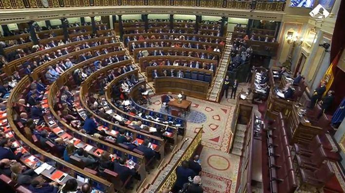 El Congreso rechaza que se reconozca el catalán como 'lengua propia' de Baleares