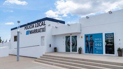 Finalizan las obras de reforma del cuartel de la Policía Local de Marratxí
