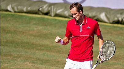 Medvedev y Carreño se citan en semifinales del Mallorca Championships