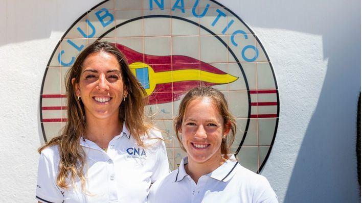 Las regatistas del CNA Paula Barceló y Silvia Mas, preparadas para brillar en los Juegos Olímpicos de Tokio