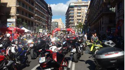La mayor concentración motera de la historia de Mallorca se dará cita en el 25º MotoRock FM