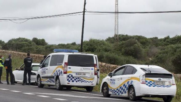 La Policía interviene en una pelea entre catalanes y mallorquines en Menorca
