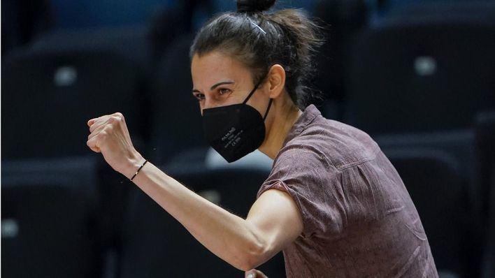 Alba Torrens estará en Tokio tras superar el reconocimiento médico