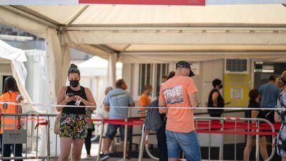 Los jóvenes de 16 años de Menorca, Ibiza y Formentera pueden pedir cita para vacunarse