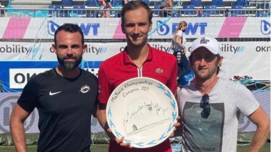 Medvedev gana el Mallorca Championships