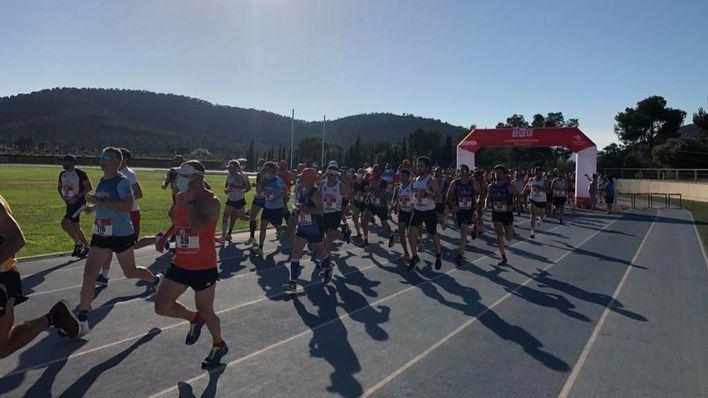 Núria Pérez y James Kessell se imponen en la 36ª edición de la Half Marathon de Magaluf