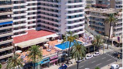 'Macrobrote en Mallorca': 33 positivos entre los estudiantes aislados en el hotel Covid
