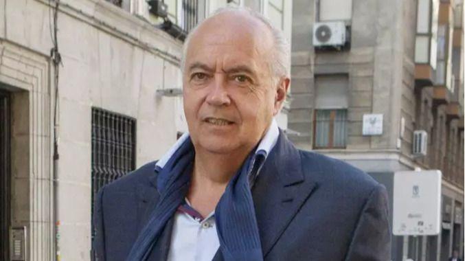 José Luis Moreno, detenido por estafa y blanqueo de capitales