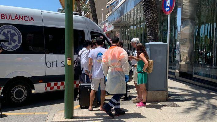Los padres de 20 estudiantes madrileños confinados en Mallorca interponen un 'habeas corpus' por detención ilegal