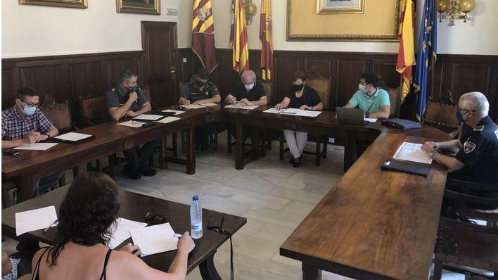 Santanyí traslada su preocupación ante las dificultades para contratar policías