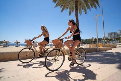Cielo despejado y temperaturas en ascenso en Mallorca