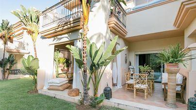 Las pernoctaciones en apartamentos turísticos se triplican en Baleares