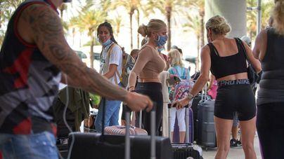 Baleares, autonomía en la que más crece el turismo internacional con un 48 por ciento