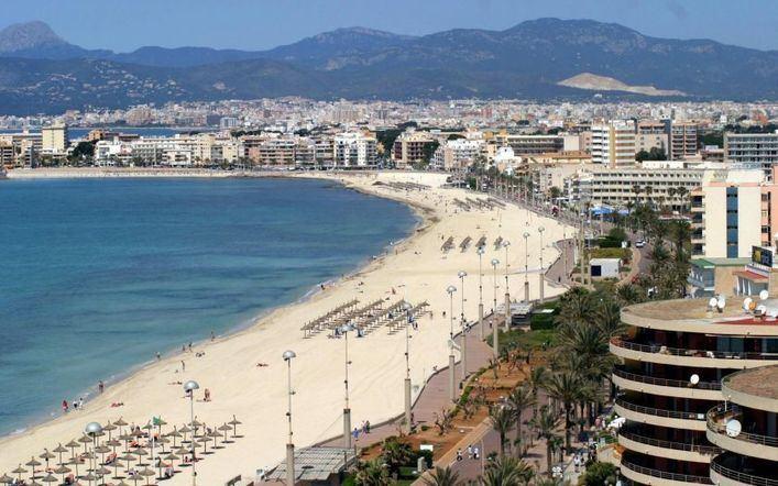 Siete de cada diez hoteles de Mallorca ya están abiertos