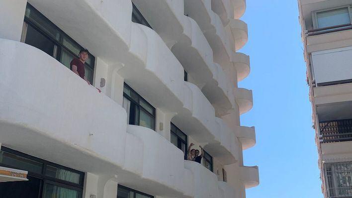 Los 'hoteles Covid' de Baleares acogen a 169 personas, entre contagiados y contactos estrechos