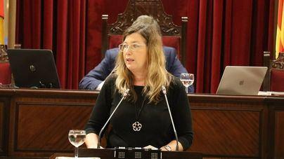 Gómez informará en el Parlament sobre el 'megabrote' y PP, Vox y El Pi critican que no lo haga Armengol