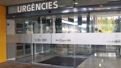 Trasladan a Son Espases a un hombre herido grave en una pelea en Ibiza