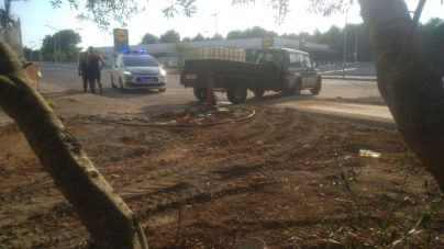Cazados en Can Picafort defraudando mil litros de agua de un contador municipal