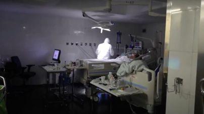 203 nuevos contagios y tres pacientes menos en planta