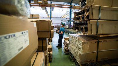 La producción industrial crece un 11 por ciento durante mayo en Baleares