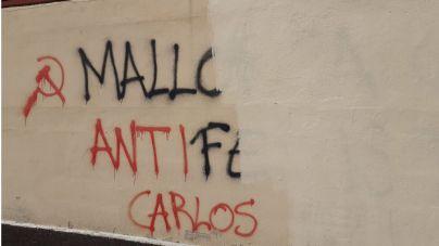 Cort limpia graffitis de 21 colegios