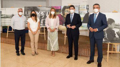 El presidente de CaixaBank visita la sede de la Fundación Asnimo en Marratxí