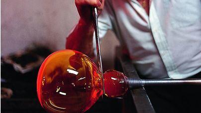 Reconocen a la técnica de vidrio soplado como Patrimonio Cultural Inmaterial