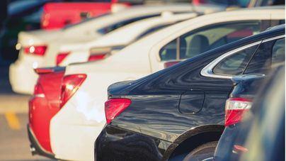 Las ventas de coches de ocasión crecen un 12 por ciento en Baleares