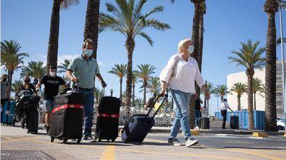 Francia desaconseja viajar a España