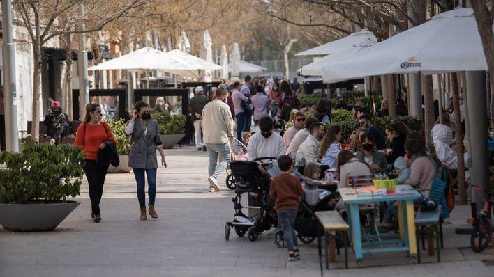 Baleares registra un crecimiento del 1 por ciento del PIB en el primer trimestre de 2021