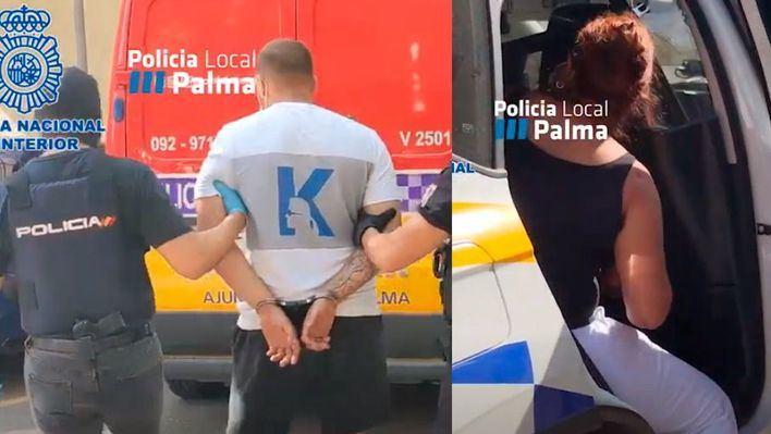 Orden de alejamiento de Mallorca para los nueves carteristas que operaban en Palma y s'Arenal
