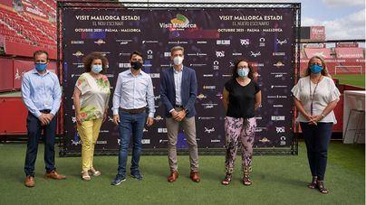 El Visit Mallorca Estadi se transforma en el nuevo escenario cultural de Palma