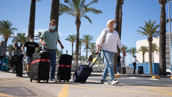 Alemania declara a España, incluida Baleares, zona de riesgo