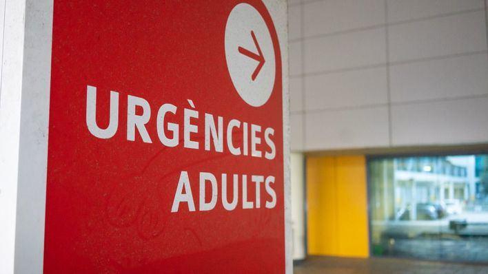 Urgencias de Son Espases vuelve a registrar 'puntas' de casi cien pacientes