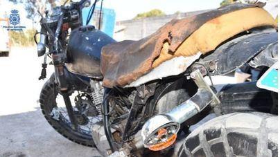 Un motorista, grave tras ser arrollado de forma intencionada por el conductor de una furgoneta