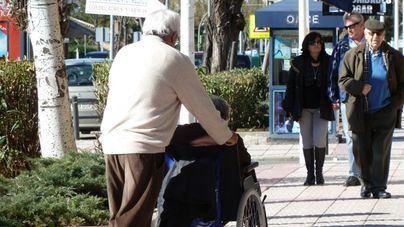 Las pensiones de los jubilados baleares son las sextas más bajas de toda España