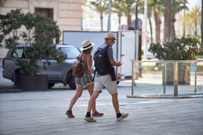 Fuerte descenso de las temperaturas hoy en Mallorca