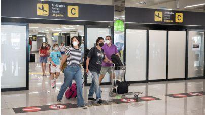 El aeropuerto de Palma logra la máxima puntuación en seguridad frente al Covid