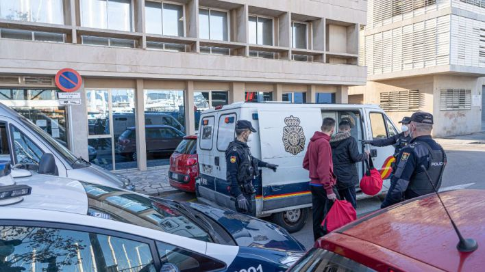 Palma tendrá un centro de acogida temporal para inmigrantes llegados en patera