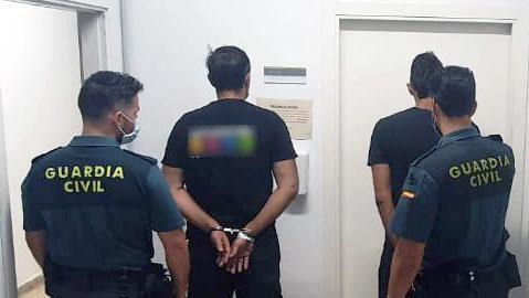 Detenidos por hacerse pasar por policías en una gasolinera de Bunyola