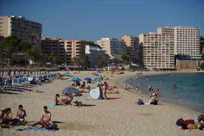 Temperaturas estables con máximas en Mallorca de 30 grados