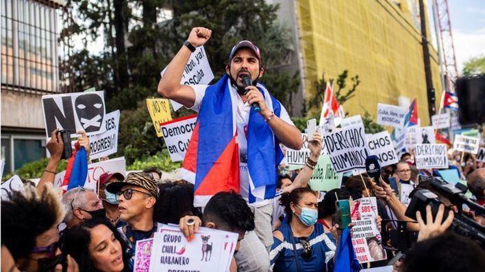 Cuba quiere acabar las protestas con la importación de comida y medicamentos